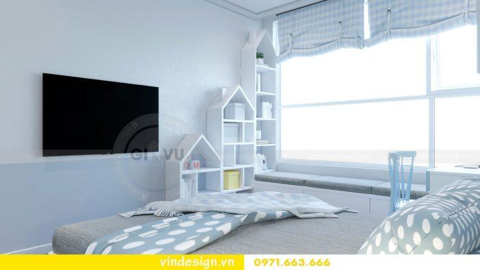 Thiết kế nội thất chung cư gardenia tòa A1 căn 11 số 17