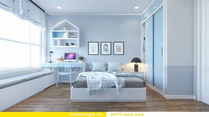 Thiết kế nội thất chung cư gardenia tòa A1 căn 11 số 18