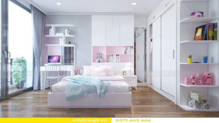 Thiết kế nội thất chung cư gardenia tòa A1 căn 11 số 19