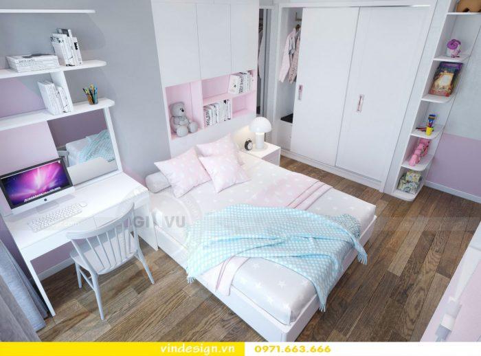 Thiết kế nội thất chung cư gardenia tòa A1 căn 11 số 21