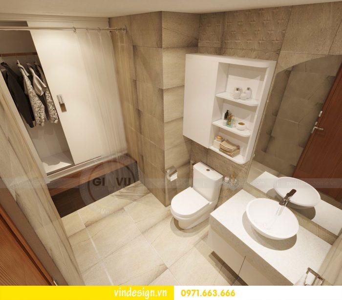 Thiết kế nội thất chung cư gardenia tòa A1 căn 11 số 22
