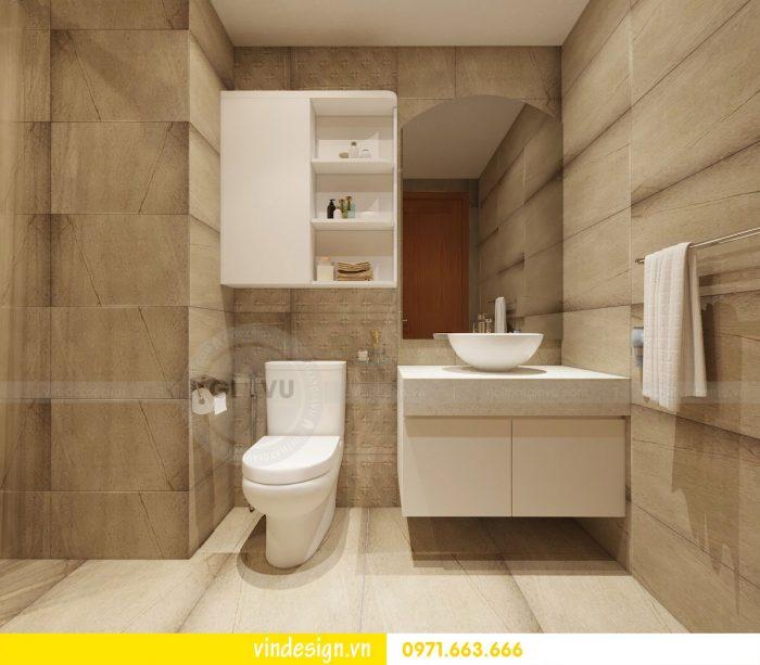Thiết kế nội thất chung cư gardenia tòa A1 căn 11 số 23