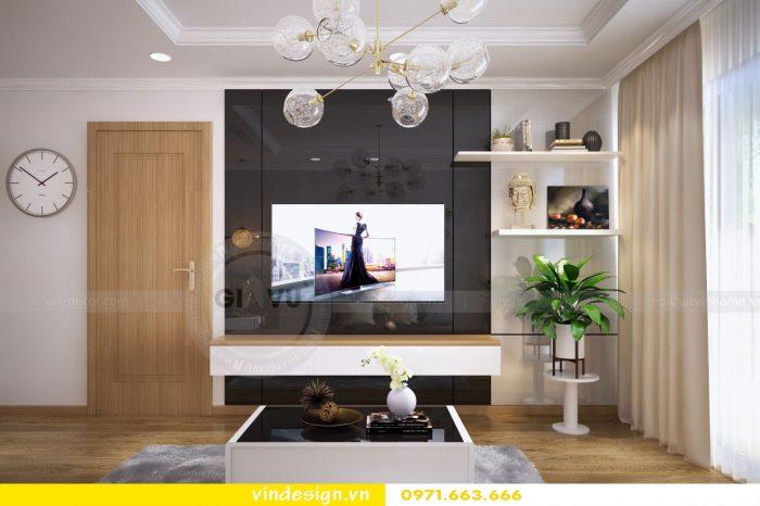 Thiết kế nội thất chung cư gardenia tòa A1 căn 12A số 02