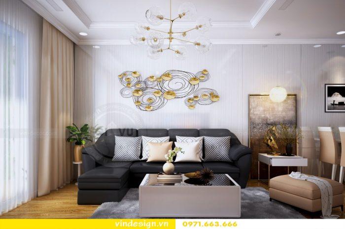 Thiết kế nội thất chung cư gardenia tòa A1 căn 12A số 03