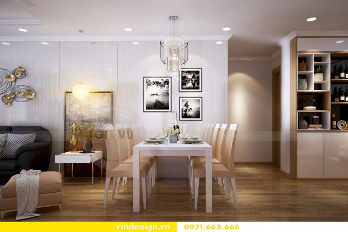 Thiết kế nội thất chung cư gardenia tòa A1 căn 12A số 04