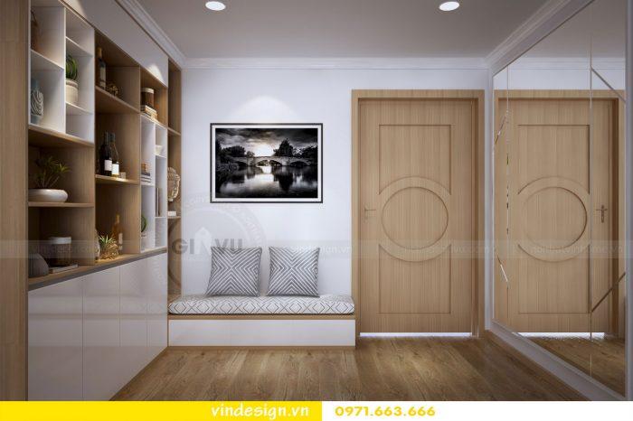 Thiết kế nội thất chung cư gardenia tòa A1 căn 12A số 05