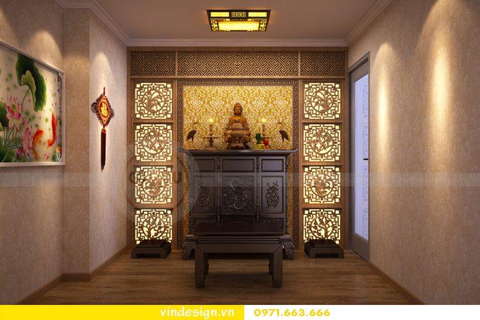Thiết kế nội thất chung cư gardenia tòa A1 căn 12A số 06