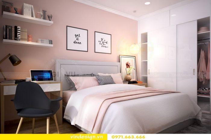 Thiết kế nội thất chung cư gardenia tòa A1 căn 12A số 09