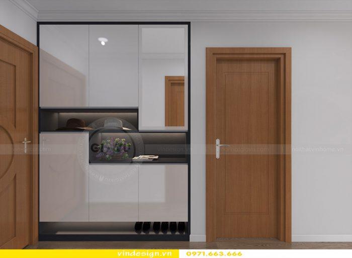 Thiết kế nội thất chung cư gardenia tòa A1 căn 16 số 01