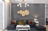 Thiết kế nội thất chung cư gardenia tòa A1 căn 16 số 03