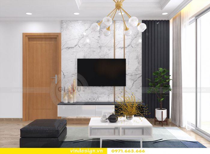 Thiết kế nội thất chung cư gardenia tòa A1 căn 16 số 04