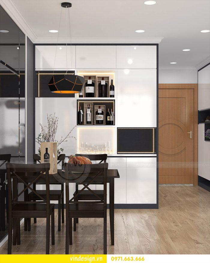 Thiết kế nội thất chung cư gardenia tòa A1 căn 16 số 06