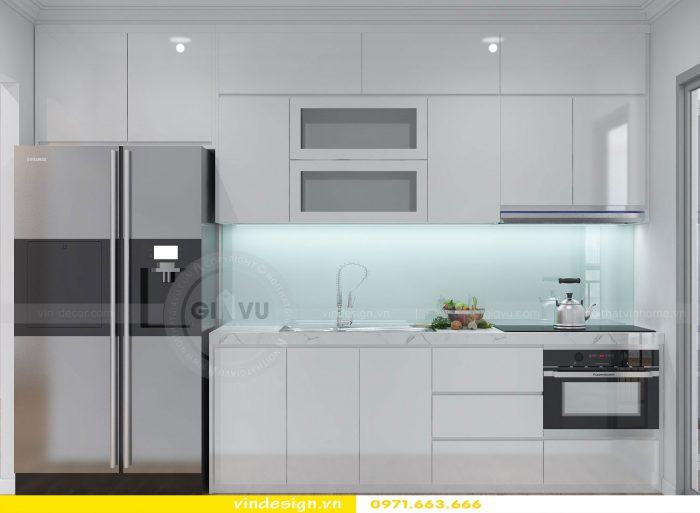 Thiết kế nội thất chung cư gardenia tòa A1 căn 16 số 07