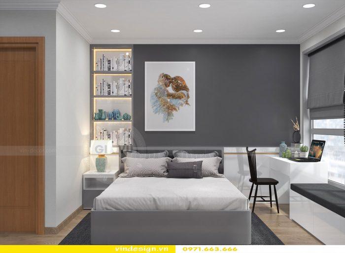 Thiết kế nội thất chung cư gardenia tòa A1 căn 16 số 08