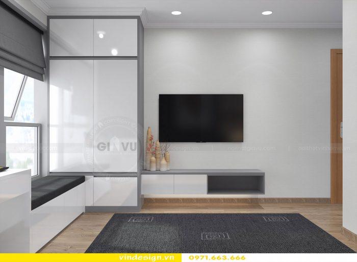 Thiết kế nội thất chung cư gardenia tòa A1 căn 16 số 10