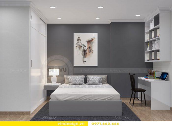 Thiết kế nội thất chung cư gardenia tòa A1 căn 16 số 11