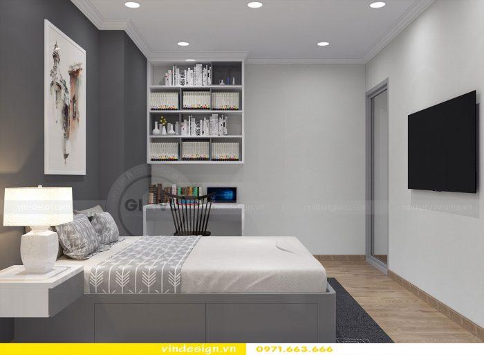 Thiết kế nội thất chung cư gardenia tòa A1 căn 16 số 12
