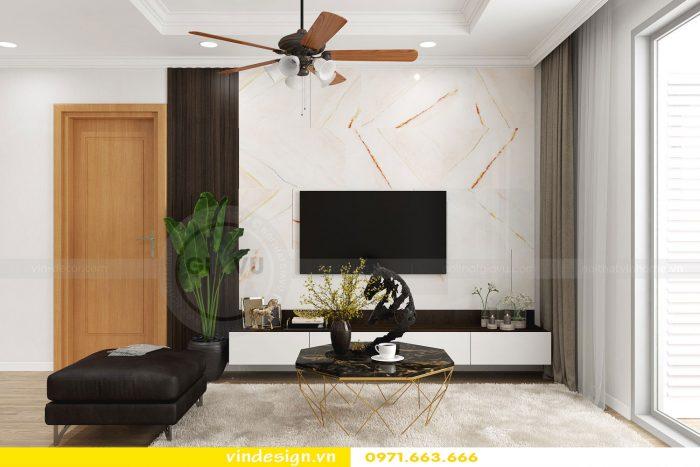 Thiết kế nội thất chung cư gardenia tòa A1 căn 17 số 4