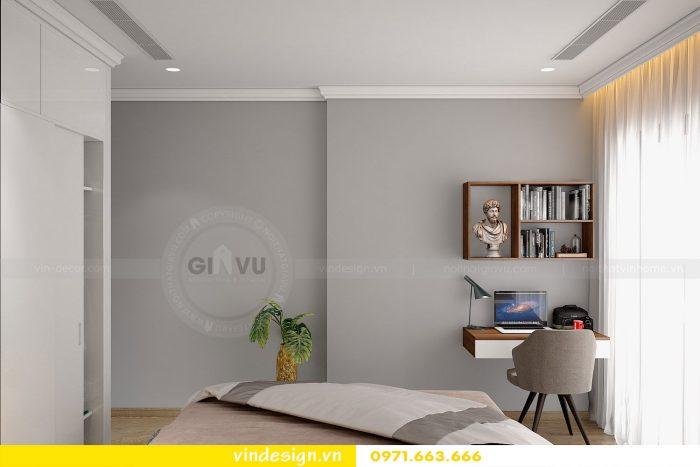 Thiết kế nội thất chung cư gardenia tòa A1 căn 17 số 6