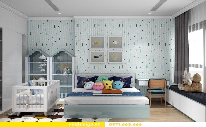 Thiết kế nội thất chung cư gardenia tòa A1 căn 17 số 7