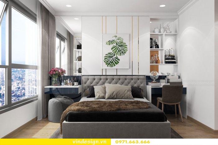 Thiết kế nội thất chung cư gardenia tòa A3 căn 01 đẹp 08