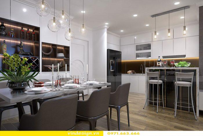 Thiết kế nội thất chung cư gardenia tòa A3 căn 04 số 3