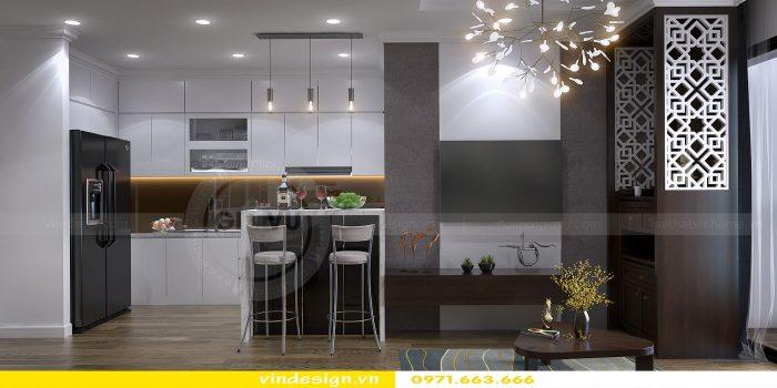 Thiết kế nội thất chung cư gardenia tòa A3 căn 04 số 5
