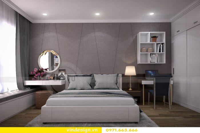 Thiết kế nội thất chung cư gardenia tòa A3 căn 04 số 6