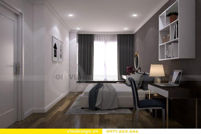 Thiết kế nội thất chung cư gardenia tòa A3 căn 04 số 7