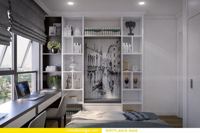 Thiết kế nội thất chung cư gardenia tòa A3 căn 04 số 9