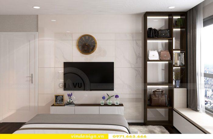 Thiết kế nội thất chung cư Gardenia tòa A3 căn 07 số 10
