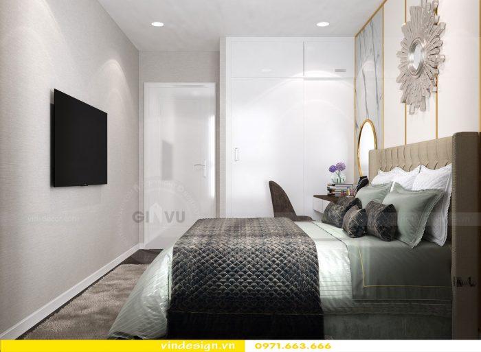 Thiết kế nội thất chung cư Gardenia tòa A3 căn 07 số 13