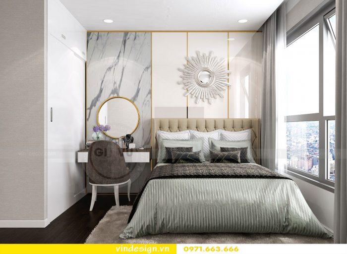 Thiết kế nội thất chung cư Gardenia tòa A3 căn 07 số 14