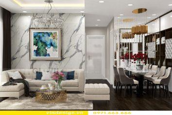 Thiết kế nội thất chung cư Gardenia tòa A3 căn 07 số 2
