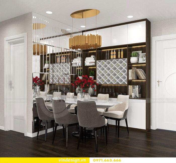 Thiết kế nội thất chung cư Gardenia tòa A3 căn 07 số 3