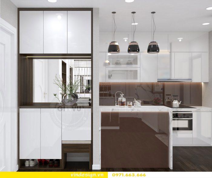 Thiết kế nội thất chung cư Gardenia tòa A3 căn 07 số 6