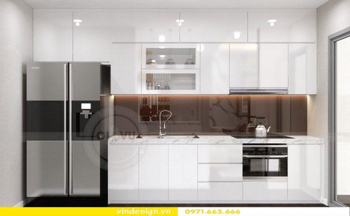 Thiết kế nội thất chung cư Gardenia tòa A3 căn 07 số 7