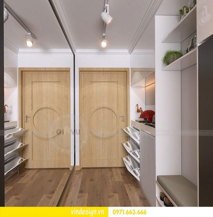 Thiết kế nội thất chung cư gardenia tòa A1 căn 19 số 10