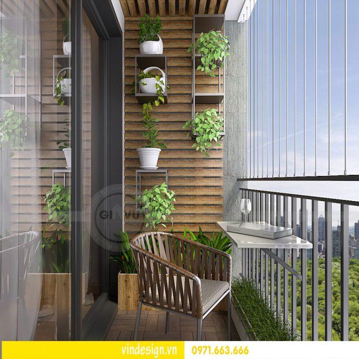 Thiết kế nội thất chung cư gardenia tòa A1 căn 19 số 11