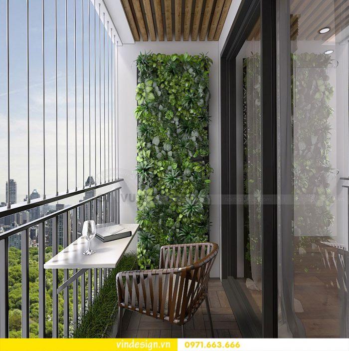 Thiết kế nội thất chung cư gardenia tòa A1 căn 19 số 12