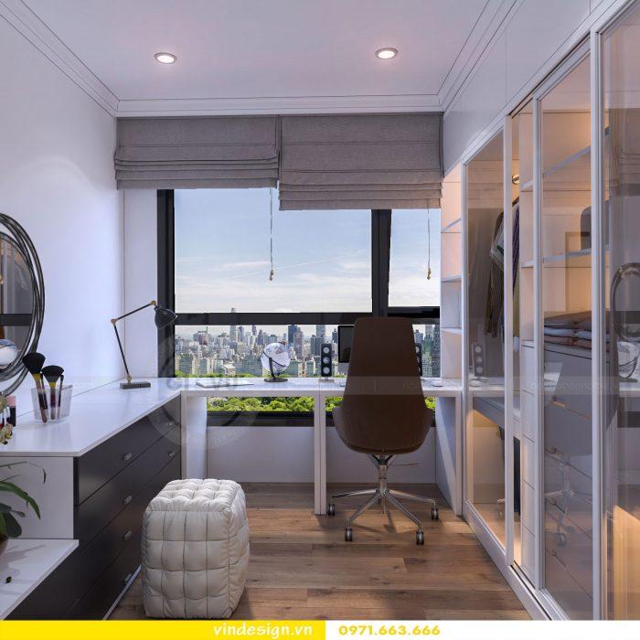 Thiết kế nội thất chung cư gardenia tòa A1 căn 19 số 17