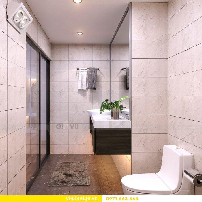 Thiết kế nội thất chung cư gardenia tòa A1 căn 19 số 18