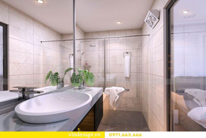 Thiết kế nội thất chung cư gardenia tòa A1 căn 19 số 19