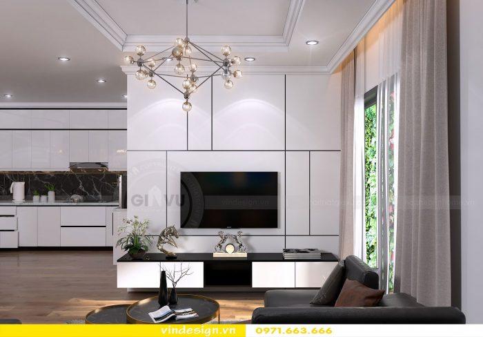 Thiết kế nội thất chung cư gardenia tòa A1 căn 19 số 3
