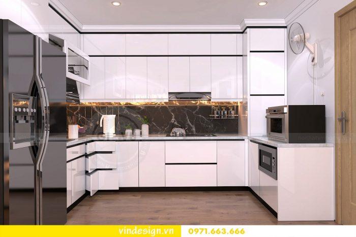 Thiết kế nội thất chung cư gardenia tòa A1 căn 19 số 6