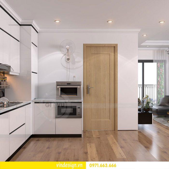 Thiết kế nội thất chung cư gardenia tòa A1 căn 19 số 8
