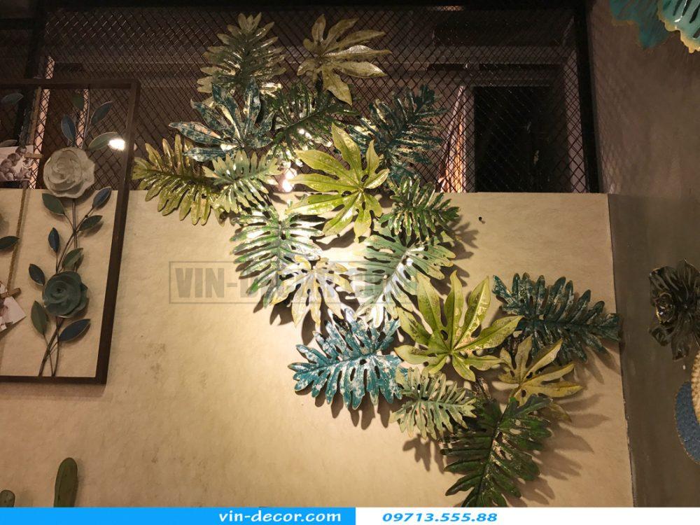 tranh sắt nghệ thuật xu hướng trang trí nội thất mới lạ 09