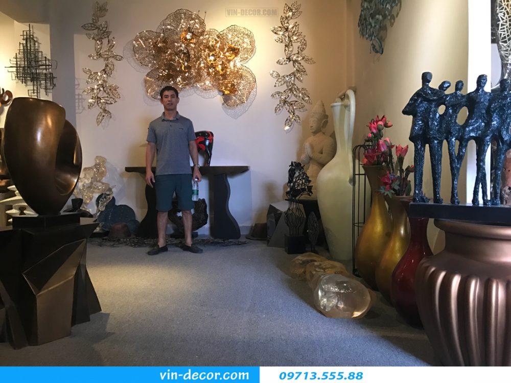 tranh sắt nghệ thuật xu hướng trang trí nội thất mới lạ 38