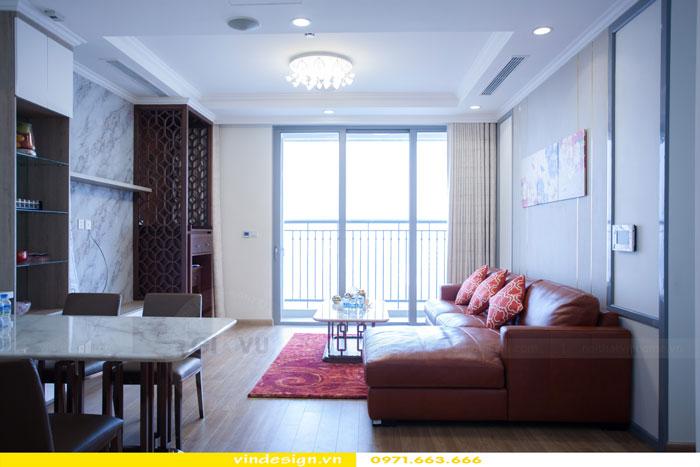 Hoàn thiện nội thất chung cư Park Hill 9 căn 15 chị Hà 1