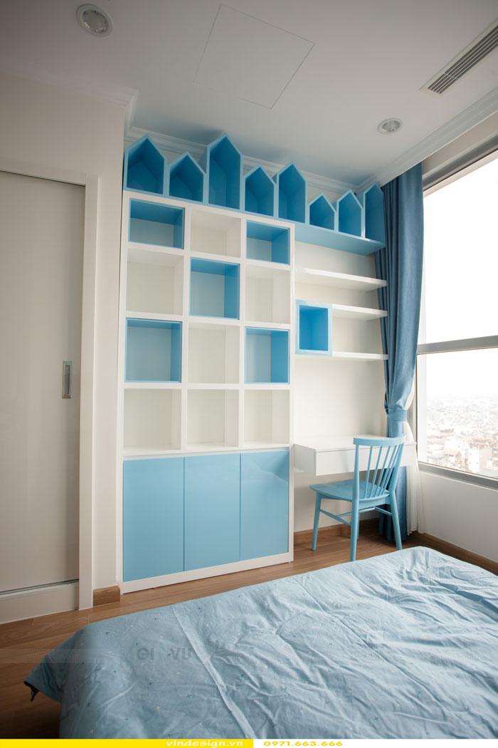 Hoàn thiện nội thất chung cư Park Hill 9 căn 15 chị Hà 15